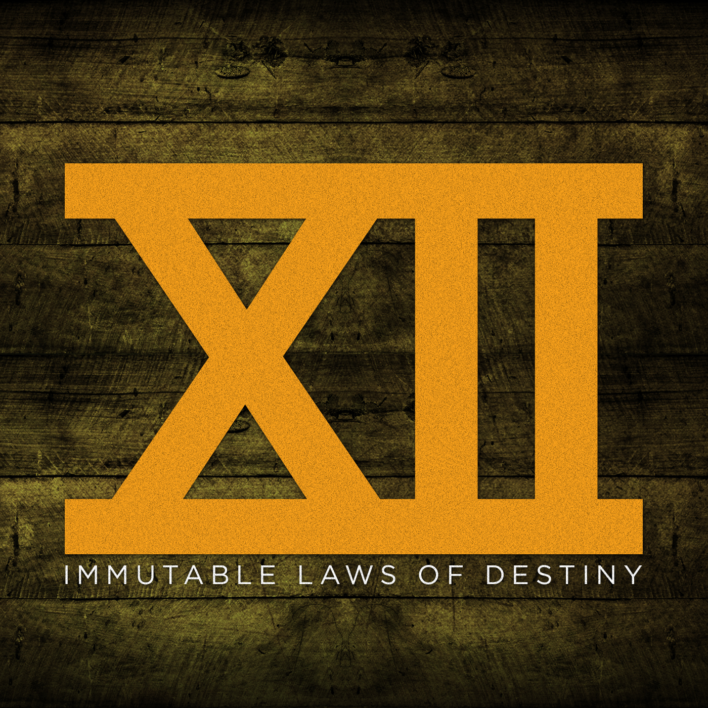 Ctab Podcast » Twelve Immutable Laws of Destiny